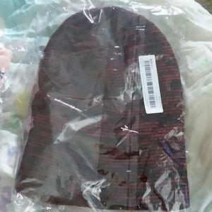 Guys Knit Beanie Hat.
